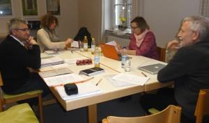 Vorstandssitzung in Freising