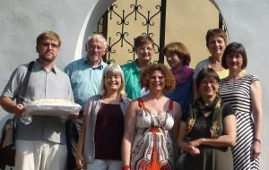 Besuch, Beziehung, Burgen, Biergarten