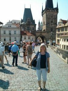 Sommerlich in Prag