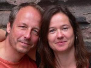 Wolfgang und Katharina Bossinger